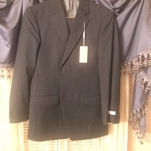 Brand new designer suit and pants
